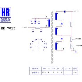 HR9362 TRASFORMATORE SWITCH