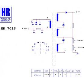 HR7016 TRASFORMATORE EAT