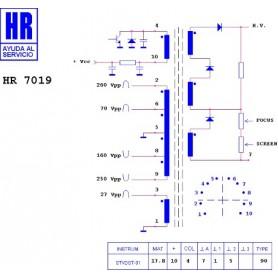 HR9364 TRASFORMATORE SWITCH