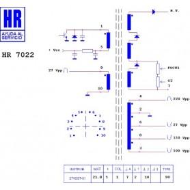 HR7022 TRASFORMATORE EAT