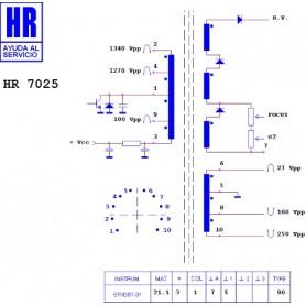 HR7025 TRASFORMATORE EAT