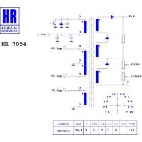 HR7054 TRASFORMATORE EAT