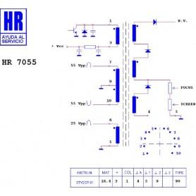 HR7055 TRASFORMATORE EAT