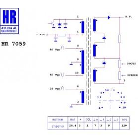 HR9634 TRASFORMATORE SWITCH