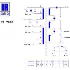 HR9638 TRASFORMATORE SWITCH