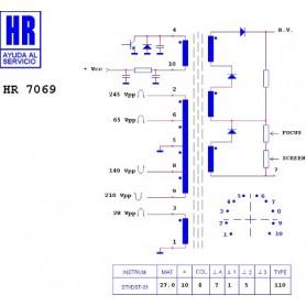 HR9652 TRASFORMATORE SWITCH
