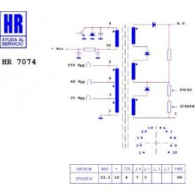 HR9671 TRASFORMATORE SWITCH