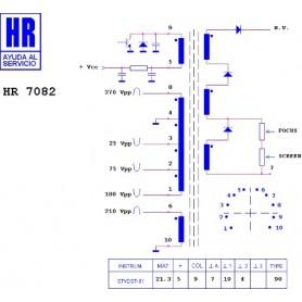 HR9682 TRASFORMATORE SWITCH