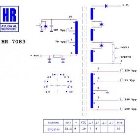 HR7083 TRASFORMATORE EAT