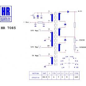 HR7085 TRASFORMATORE EAT