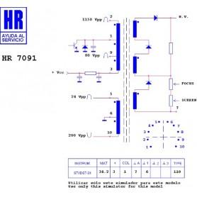 HR7091 TRASFORMATORE EAT