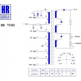 HR7092 TRASFORMATORE EAT