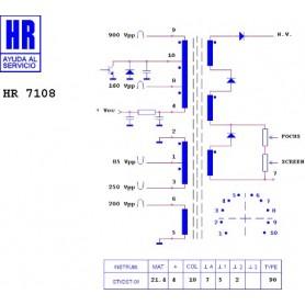 HR7108 TRASFORMATORE EAT