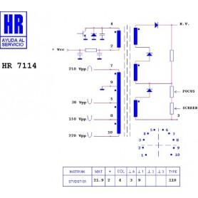 HR7114 TRASFORMATORE EAT
