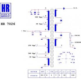 HR7126 TRASFORMATORE EAT