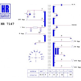 HR7147 TRASFORMATORE EAT