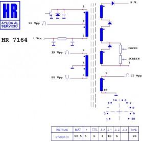 HR7164 TRASFORMATORE EAT