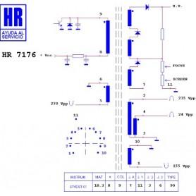 HR7176 TRASFORMATORE EAT