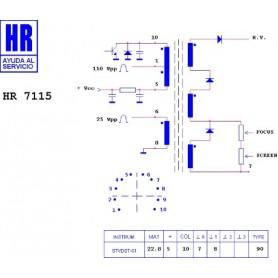 HR7215 TRASFORMATORE EAT