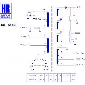 HR7232 TRASFORMATORE EAT