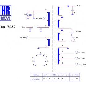 HR7257 TRASFORMATORE EAT