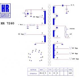 HR7260 TRASFORMATORE EAT