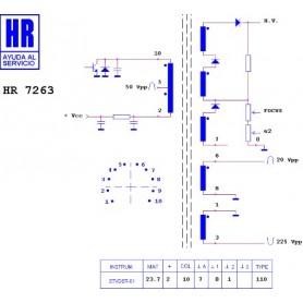 HR7263 TRASFORMATORE EAT