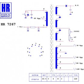 HR7267 TRASFORMATORE EAT