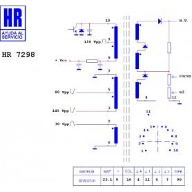 HR7298 TRASFORMATORE EAT