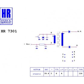 HR7301 TRASFORMATORE EAT