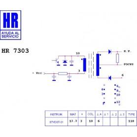 HR7303 TRASFORMATORE EAT