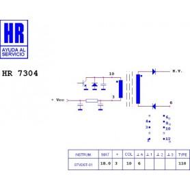 HR7304 TRASFORMATORE EAT