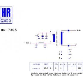 HR7305 TRASFORMATORE EAT