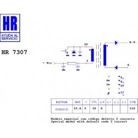 HR7307 TRASFORMATORE EAT