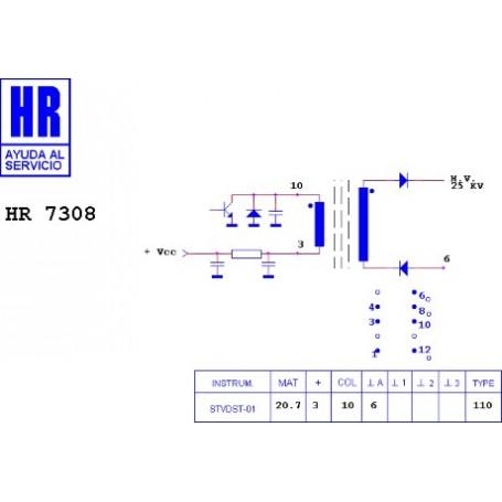 HR7308 TRASFORMATORE EAT