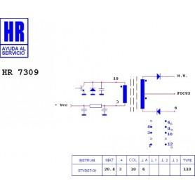 HR7309 TRASFORMATORE EAT