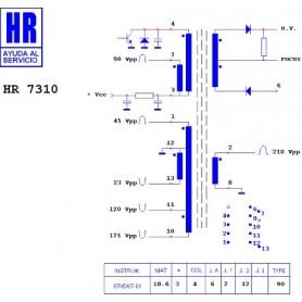 HR7310 TRASFORMATORE EAT