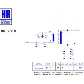 HR7318 TRASFORMATORE EAT