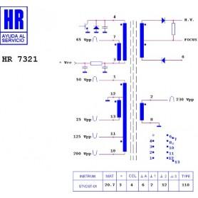 HR7321 TRASFORMATORE EAT