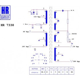 HR7338 TRASFORMATORE EAT