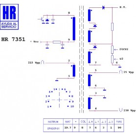 HR7351 TRASFORMATORE EAT