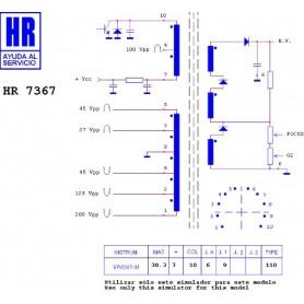 HR7367 TRASFORMATORE EAT