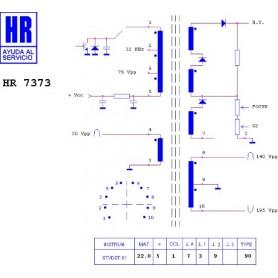 HR7373 TRASFORMATORE EAT