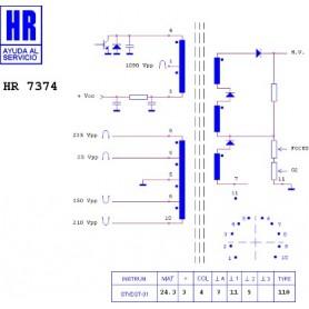 HR7374 TRASFORMATORE EAT