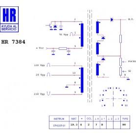 HR7384 TRASFORMATORE EAT