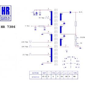 HR7386 TRASFORMATORE EAT