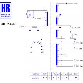 HR7432 TRASFORMATORE EAT