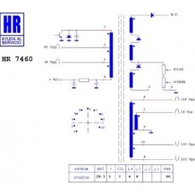 HR7460 TRASFORMATORE EAT