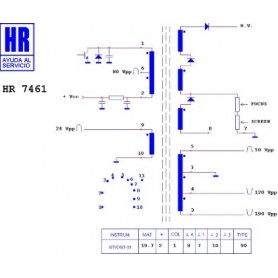 HR7461 TRASFORMATORE EAT