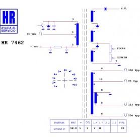 HR7462 TRASFORMATORE EAT